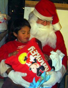 Hedad and Santa